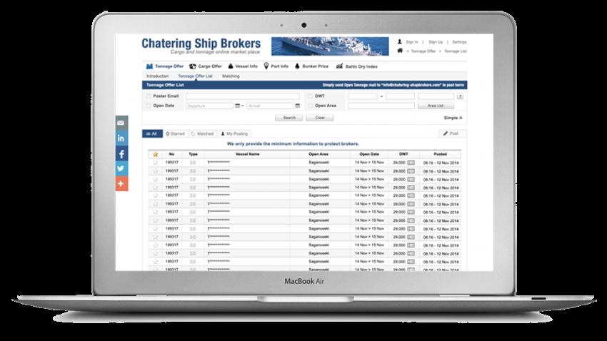 Chatering Ship Broker | EFE Technology - Vietnam Offshore